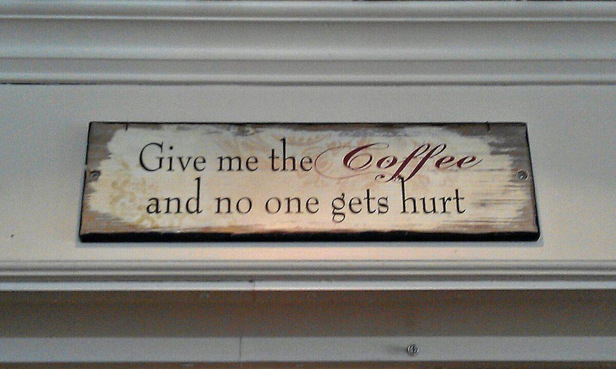 Kawa to podstawa!