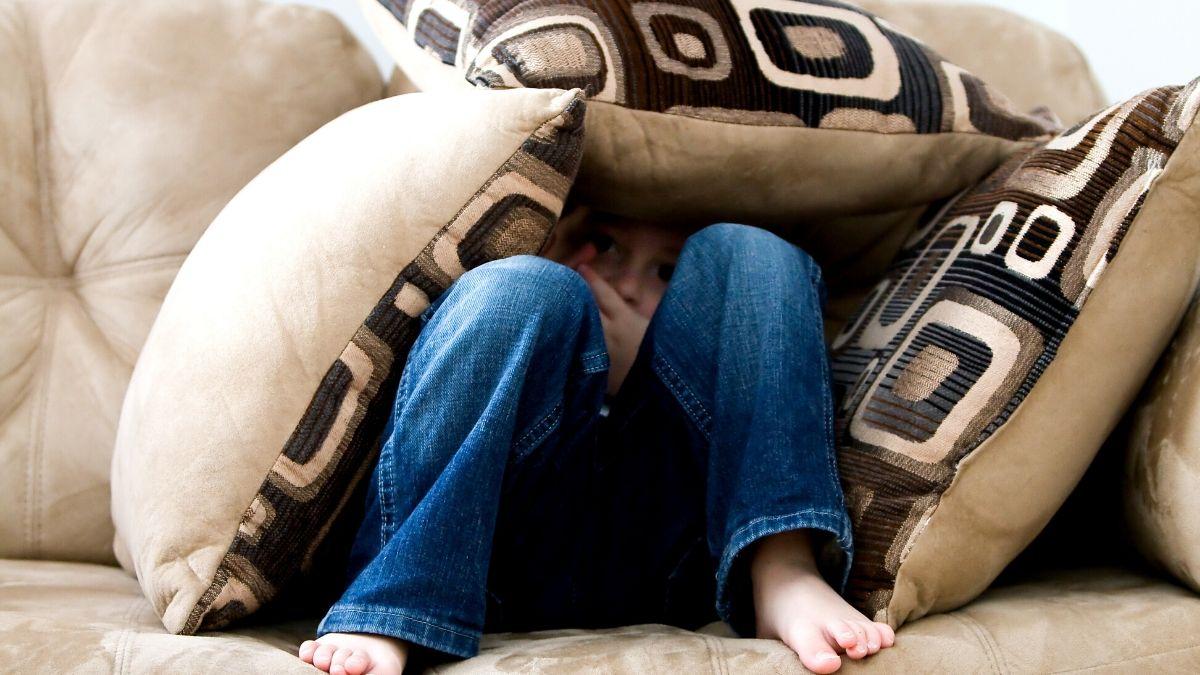Przewodnik po emocjach | Dlaczego strach ma wielkie oczy